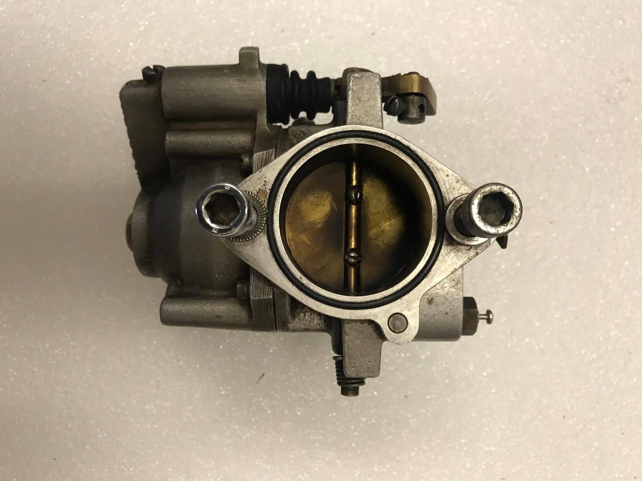 carburatore S&S