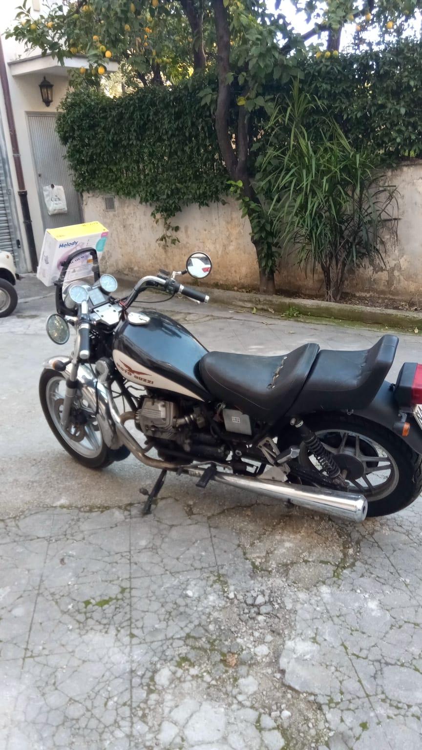 Moto Guzzi PK V35 Florida - 1989