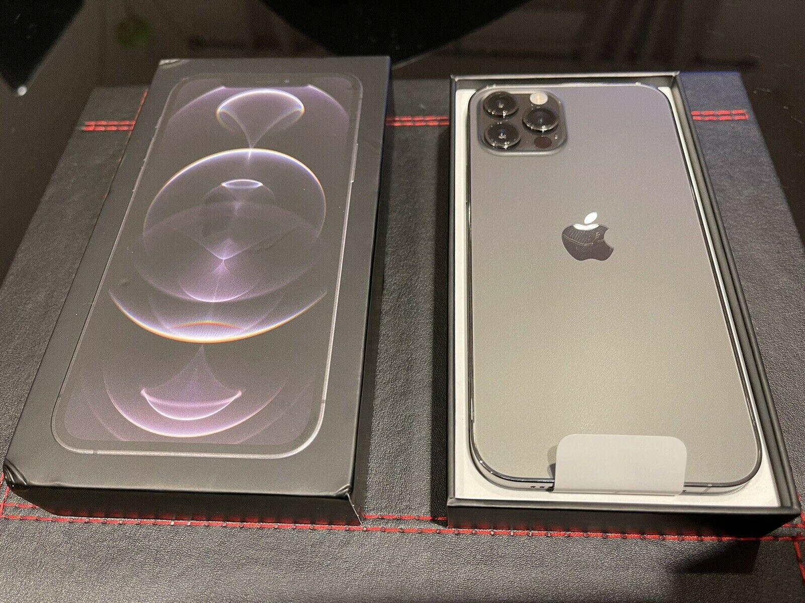 Apple iPhone 12 Pro = 500euro, iPhone 12 Pro Max