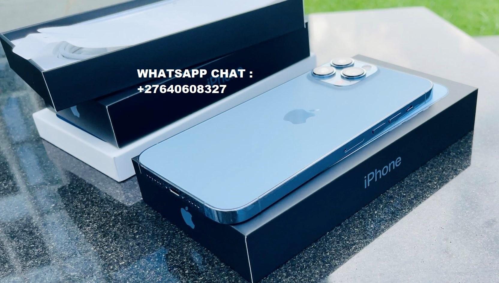 Apple iPhone 13 Pro, iPhone 13 Pro Max, iPhone 13