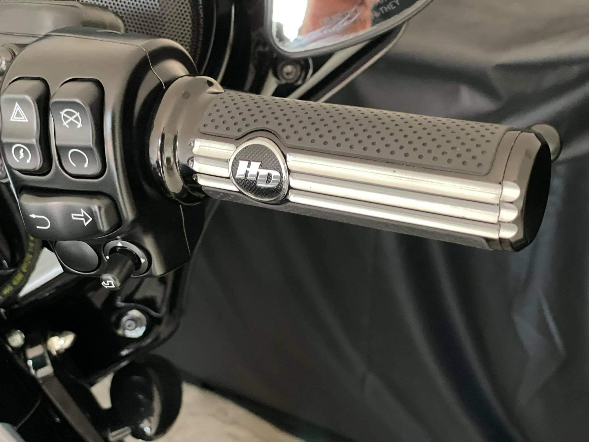 Harley Davidson Street glide 114 custom color