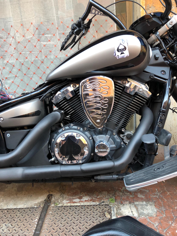 Yamaha xvs 1300 A midnightstar 2015