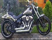 Harley Davidson Breakout 103 2014