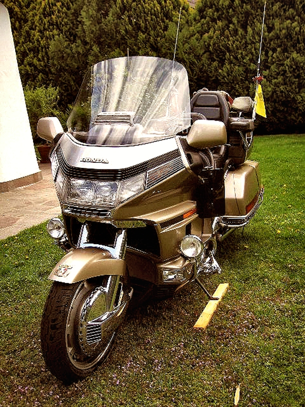 offro Honda Goldwing 1520