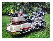 offro Honda Goldwing 1520
