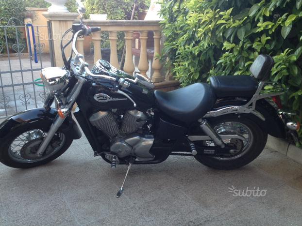 Honda Shadow 750cc 1998
