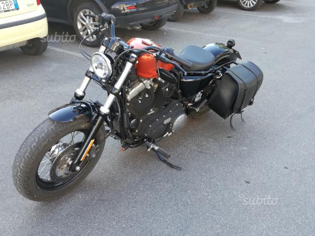 Harley davidson forty eight 48 1200
