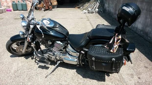 Yamaha XVS 1100A Drag Star - 2001
