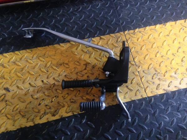 Comandi a pedale X 1450