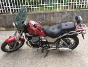 Moto Guzzi Nevada 750 -...
