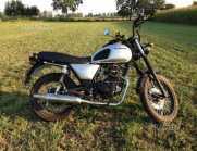 Verve Moto Classic 125 - 2016