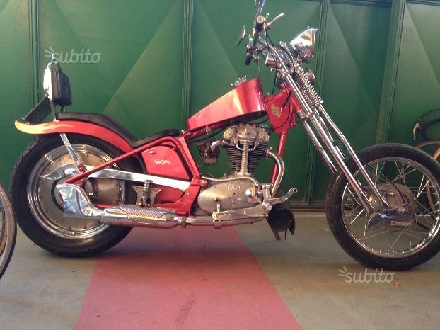 Ducati Scrambler Anni 70 22674 Mondocustomit