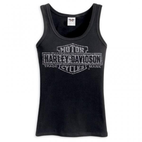 Maglia canotta top t-shirt donna harley davidson...
