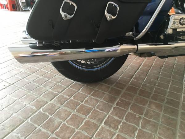Scarichi Krome Werks x Harley Davidson