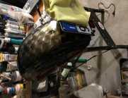 Parafango Sportster Harley Davidson