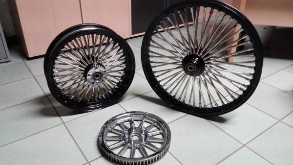 Big spoke / fat spoke