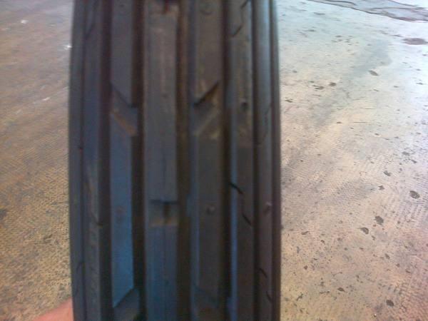 Pneumatico Dunlop 90mh21
