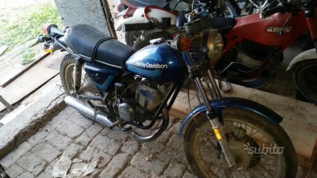 Aermacchi Harley Davidson Amf 250 29734 | MondoCustom it