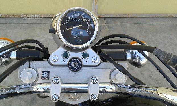 Suzuki GZ Marauder 250 - 2005
