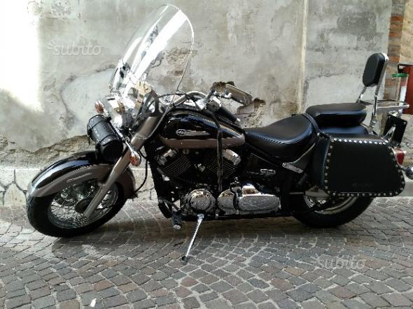 Yamaha XVS 650A Drag Star - 1998 serie speciale
