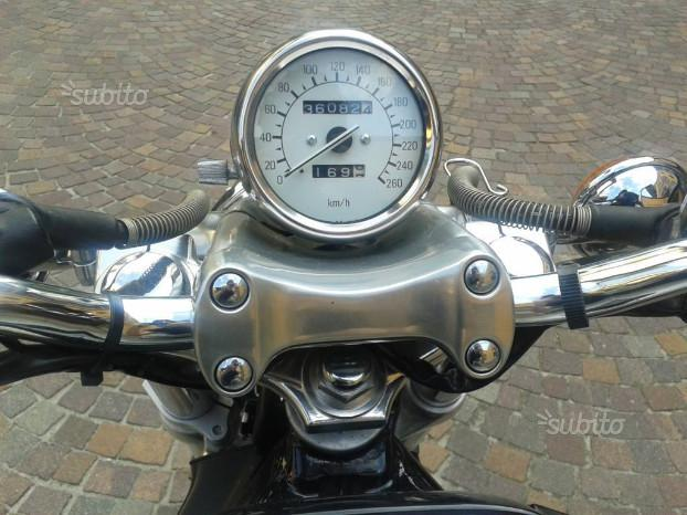 Yamaha V Max 1200