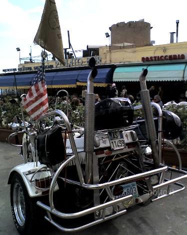 Harley-Davidson Trike - 2000