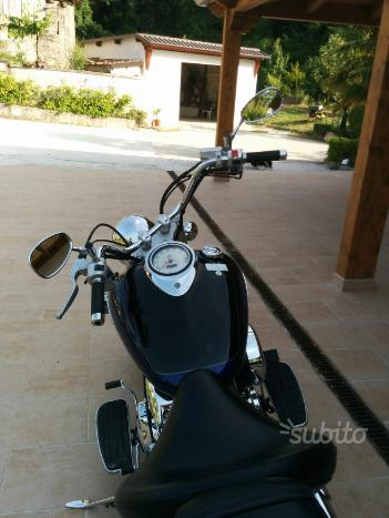 Yamaha XVS 1100A Drag Star - 2006 - solo 3500 Km