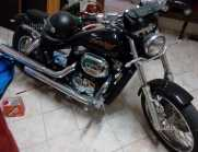 Honda VT 750 Black Widow - 2002