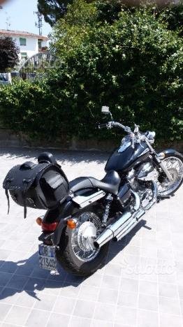Honda VT 750 Black Spirit - 2007