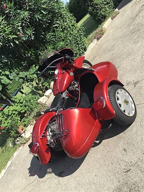 Harley Davidson Electra Glide FLH Shovelhead...