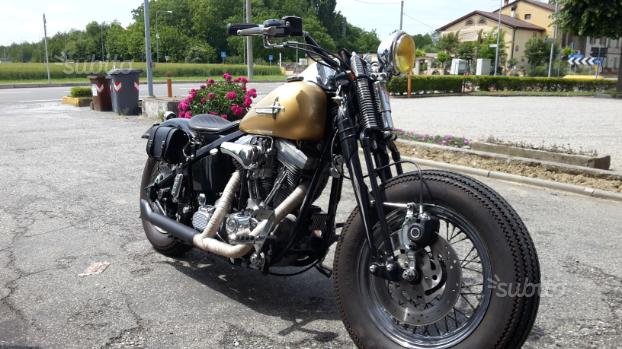 1340 Harley permuto con touring hd