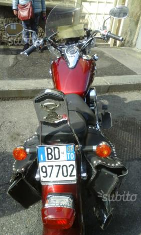 Kawasaki vn800