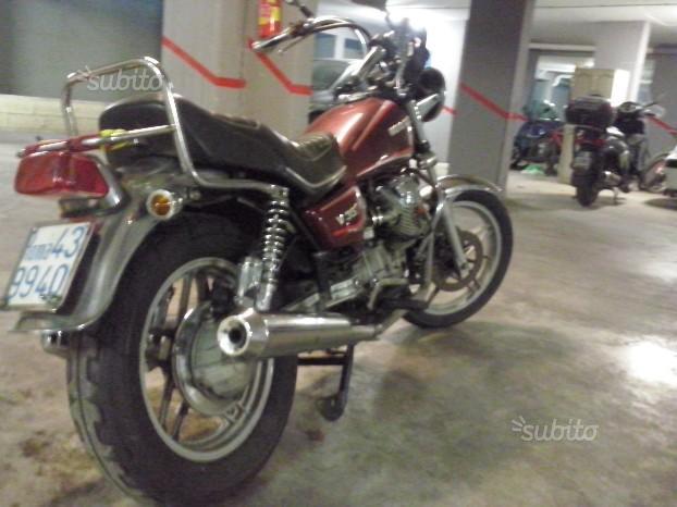 Moto Guzzi V35C - 1983