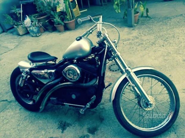 Harley-Davidson Sportster 1200 - 1994