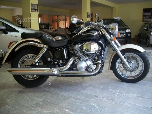 Honda Shadow 750 Classic American Ed. SOLO 1200 Km