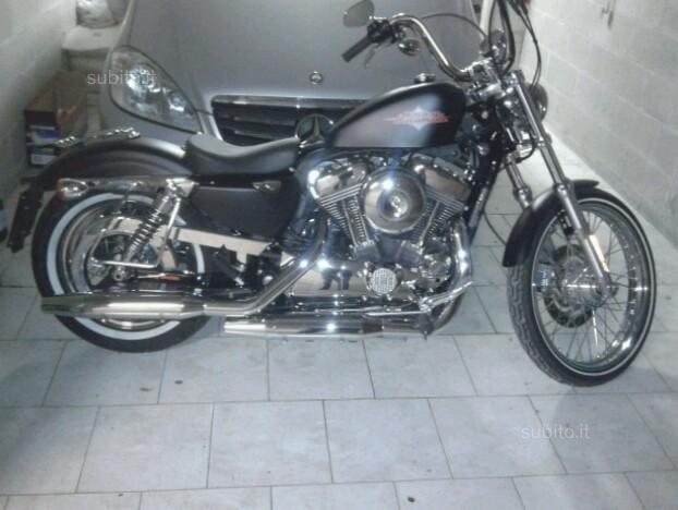 Harley davidson 72