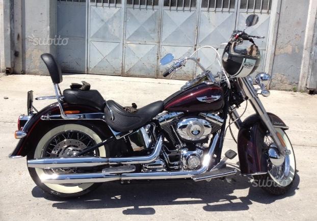 Harley-Davidson Softail Deluxe - 2011