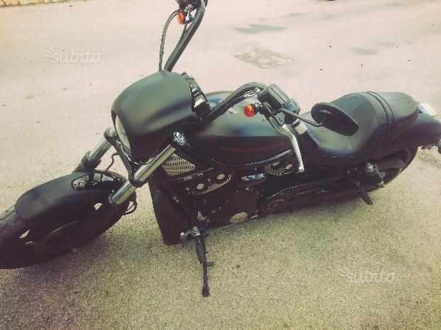 Harley-Davidson VRSCX - 2009