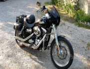 Harley-Davidson Dyna Super Glide FXDC Custom 2010