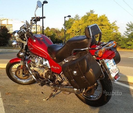 Moto Guzzi Nevada Club 750 - 2001