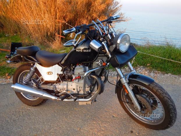 Moto Guzzi Nevada 750 - 2000