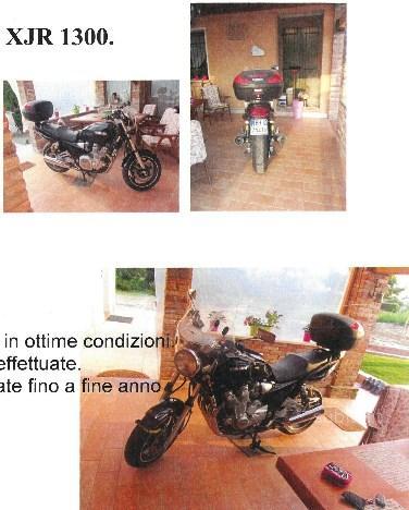Yamaha XJR 1300 - 2002