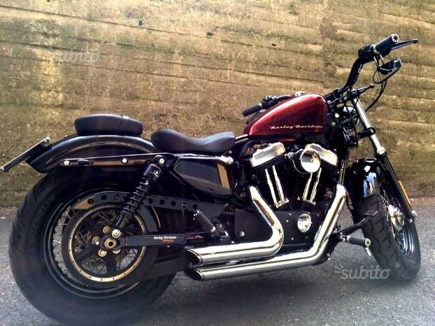 Harley-Davidson Sportster Xl 1200 Forty Eight ABS