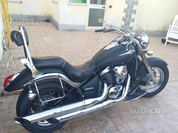 Kawasaki VN 900 - 2008