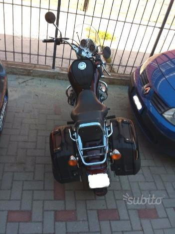 Moto Guzzi Nevada 750 - 2003