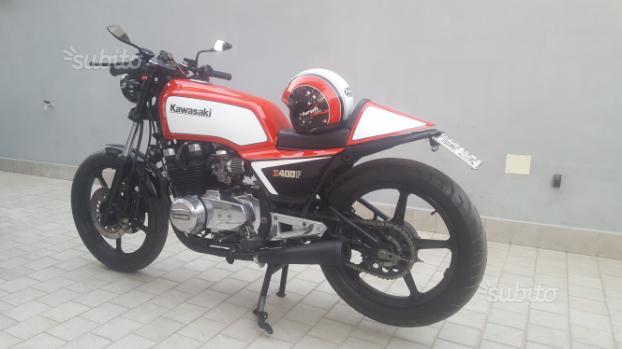 Kawasaki Z400f 1983 38455