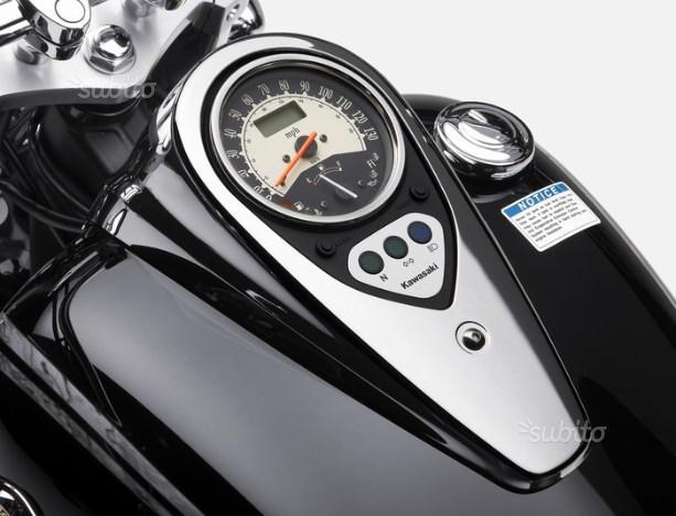 Kawasaki VN 900 - 2011