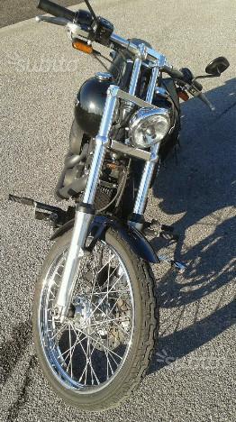 Harley-Davidson Softail Night Train - 2007