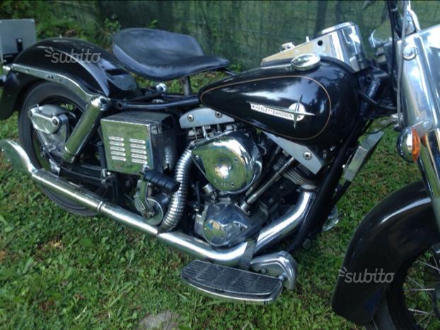 Harley Electra glide shovelhead 1976