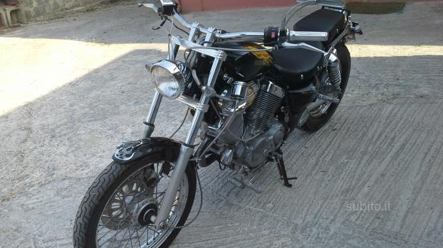 Yamaha XV 535 Virago - 1995
